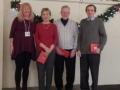 Presentation to outgoing directors: Cheryl Nix Ralph Greenhalgh Tony Dunbar