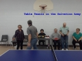 Table Tennis in Salvation Army